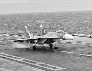В России решено возобновить производство двигателей для Су-33