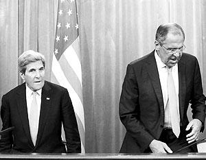 После долгих усилий российской дипломатии по налаживанию контактов по Сирии Вашингтон предпочел разорвать диалог