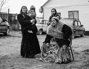 Цыганский поселок под Ясной Поляной существует уже 30 лет