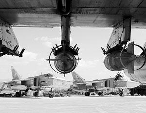 В числе прочего в Сирии были опробованы новейшие образцы российских авиабомб