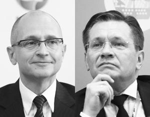 В кресле главы Росатома Сергея Кириенко сменил Алексей Лихачев