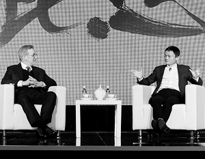 Самый высокооплачиваемый режиссер мира Стивен Спилберг и самый богатый человек Китая Джек Ма объявили о крупной сделке