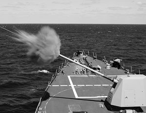 Пентагон, назначив йеменских повстанцев виновными в атаке на эсминец, оставил за собой полное право ответить «подобающим образом»