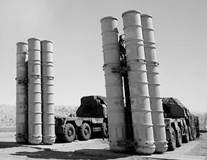 Россия завершила поставку в Иран комплексов С-300