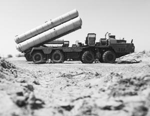 Присутствие С-400 и С-300 в Сирии стало сдерживающим фактором для американцев