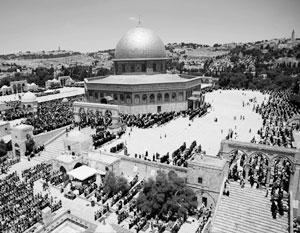 ЮНЕСКО объявила Храмовую гору частью только исламского наследия