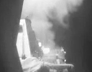 Залп крылатых ракет «Томагавк» с одного из американских эсминцев смог уничтожить несколько пусковых установок ПРК хуситов