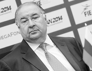 Алишер Усманов перестал быть налоговым резидентом России