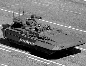 Интеллектуальные боеприпасы для «Арматы» и «Курганца» вывели на испытания