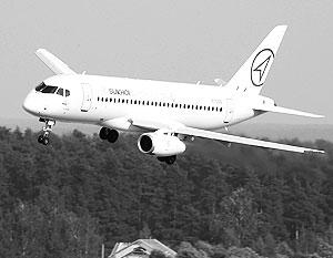Ирландская CityJet осталась довольна первыми SSJ 100
