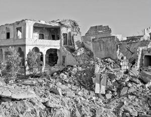 Госдеп не вникает в сообщения об обстрелах боевиками мирных кварталов Алеппо