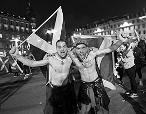 В мире: Британия затрещала по швам