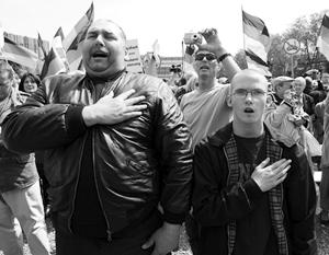 За последний год «Граждане Рейха» засветились в нескольких громких уголовных делах