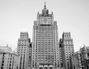 МИД: Новыми санкциями США собираются окончательно разрушить отношения с Россией