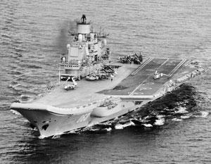 СМИ: «Адмирал Кузнецов» – старый авианосец, но у Британии нет и такого