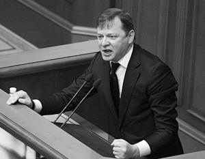 Ляшко призвал восстановить «ядерный щит» Украины