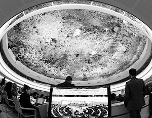 В ситуации с Сирией на Россию давят через правозащитников