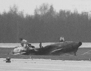 МАК назвал причины катастрофы самолета главы Total