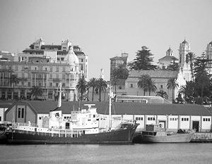 Россия отозвала запрос на заход военных кораблей в испанский порт