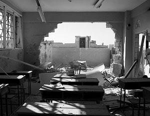 Политика: МИД России отрицает причастность ВКС к атаке на школу в сирийском Идлибе