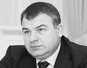 СМИ узнали об исчезновении дочери экс-главы Минобороны Сердюкова