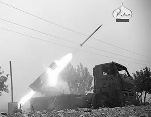 Вооруженная сирийская оппозиция начала наступление с целью прорыва блокады Алеппо