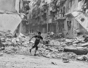 МИД: Нападки на Россию призваны скрыть виновников срыва перемирия в Сирии