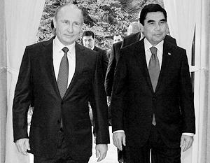 Переговоры двух лидеров прошли «с глазу на глаз»