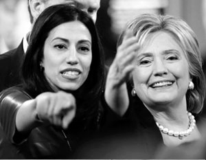 Хума Абедин – правая рука и доверенная помощница Хиллари Клинтон с 1990-х годов