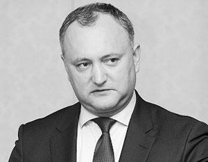 Игорь Додон перед вторым туром успел помириться с другими пророссийскими политиками и заручиться их поддержкой