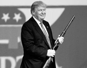 Трамп не «ястреб», грезящий «распространением демократии» военным путем. Но он и не пацифист – прежде всего из деловых соображений