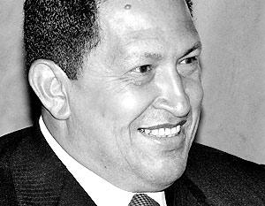 Уго Чавес осуществил мечту Жириновского