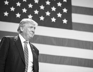 Пока Трамп празднует победу, республиканский истеблишмент готов приставить к нему команду, которая захочет контролировать нового президента
