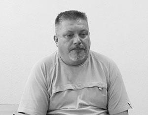 Один из задержанных – Дмитрий Штыбликов. Работал на российском военном объекте