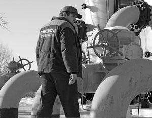 ЕС выступил за сохранение транзита российского газа через Украину