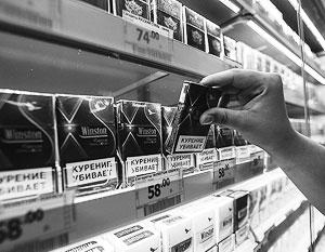 Экономика: Дальнейший рост цен на сигареты несет в себе скрытую угрозу