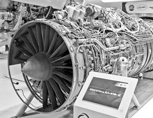 Сложность изготовления турбореактивного авиадвигателя сравнима со сложностью создания космической станции