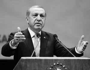 Политика: Турция может предпочесть вступление в ШОС союзу с Западом