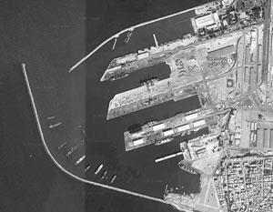 После модернизации база ВМФ в Тартусе сможет принимать авианосцы и субмарины