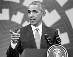 «Если США не выступают за то, что правильно, то все рушится»