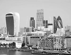 О переезде из Лондона на континент раздумывает и российский ВТБ