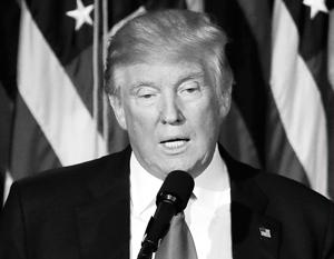 Трамп: США не должны проводить политику смены режима в других странах
