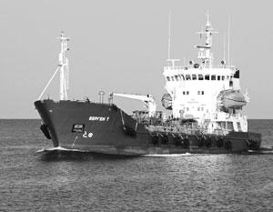 Российские танкеры, везущие авиатопливо для ВКС, якобы нарушают санкции Евросоюза против Сирии