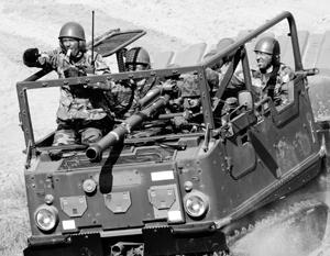 Параллельно Латвия увеличила свой оборонный бюджет почти на 100 млн евро