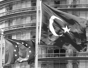 Европарламент одобрил заморозку переговоров с Турцией о членстве в ЕС