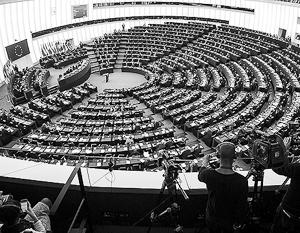 Принятие громких политических заявлений и резолюций составляет самую заметную часть деятельности Европейского парламента