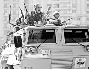 СМИ: Египет направил войска на помощь Дамаску