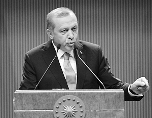 Эрдоган пригрозил ЕС открытием границ для беженцев