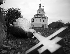Украинское православие переживает затяжной раскол