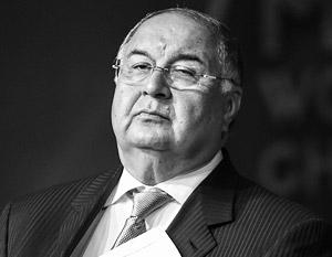 Усманов переизбран на пост главы Международной федерации фехтования